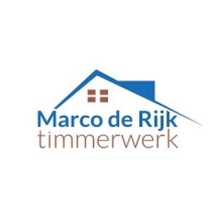 Marco de Rijk Timmerwerk logo