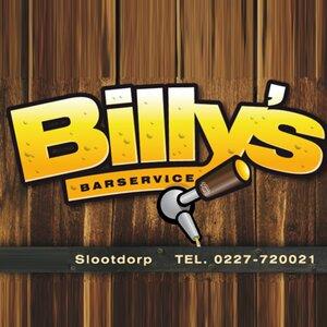 Billy's Barservice logo
