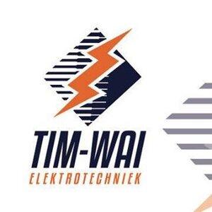 Tim-Wai Elektrotechniek logo