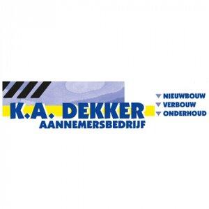 K.A. Dekker logo
