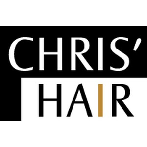 Chris ' Hair logo