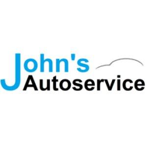 John's Autoservice logo