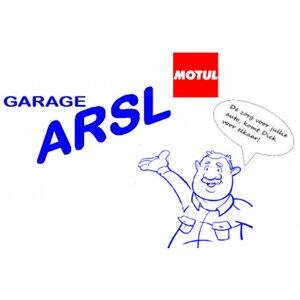 Garage ARSL logo