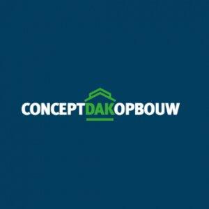 Concept dakopbouw logo