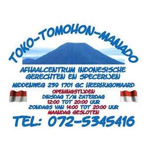 Toko Tomohon-Manado logo