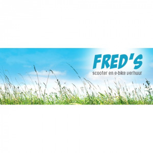 Fred's Scooter en E-Bike Verhuur logo