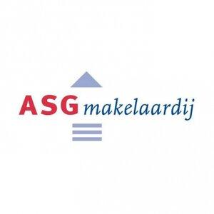 ASG makelaardij logo