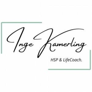 Inge Kamerling, HSP & Life coach logo