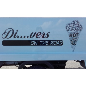 Di....Vers On The Road logo