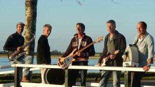 Try Out Vaart Concert 'Binnen komt het goed' in het Scagon Theater