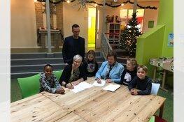 Realisatieovereenkomst voor aanbouw lokalen obs De Mient in Nieuwe Niedorp getekend