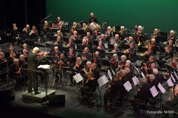 Nieuwjaarsconcert Noord-Hollands Ouderen Orkest in Schagen