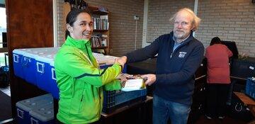 Team Sportservice Schagen doneert gratis sportlessen aan Voedselbank