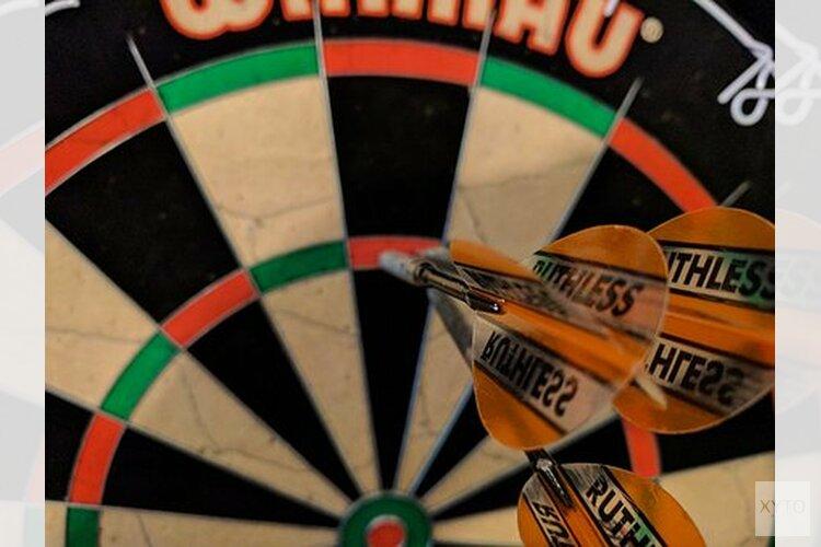 Jeffrey de Graaf weer snel klaar op WK darts