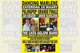 Kaartverkoop Paling Pop/Grande Finale met Jan & Anny gaat hard: Wees er op tijd bij!