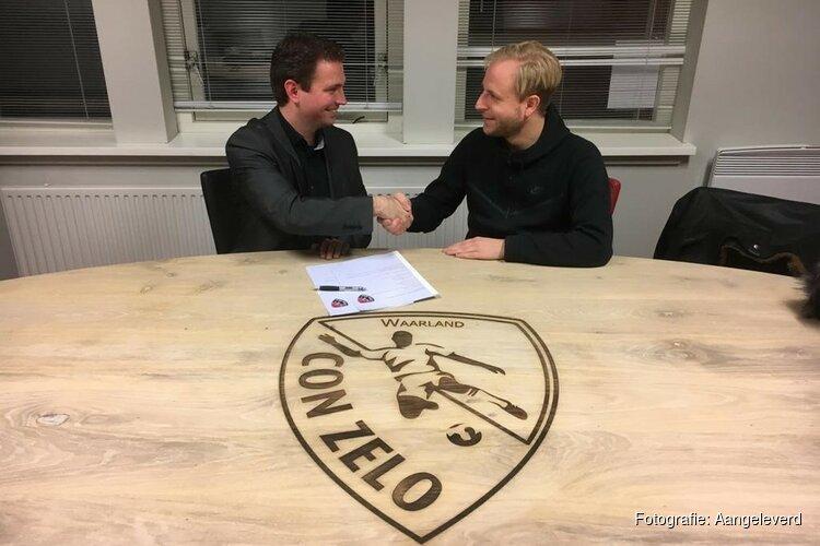 Con Zelo en Bas IJsselstijn gaan voor tweede jaar