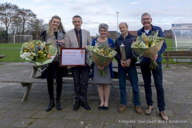 Wereldkampioen Adne van Engelen wint Sportverkiezing 2019