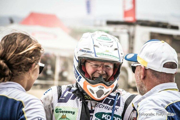Martien Jimmink 'ongelooflijk opgelucht' na eerste etappe