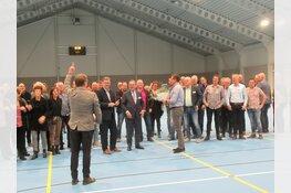 Officiële Opening Sportcentrum VZV