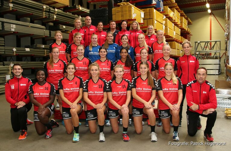 JuRo Unirek/VZV naar Eindhoven, reserves loten eredivisionist