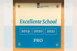 Het Regius College Praktijkonderwijs mag zich met trots Excellente School noemen.