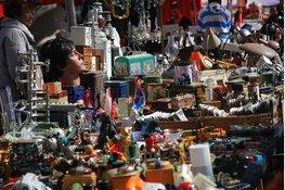 Komende zondag Vlooienmarkt in de Groeneweghal