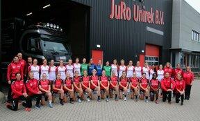 JuRo Unirek/VZV kan kampioenspoule bijna niet meer ontlopen