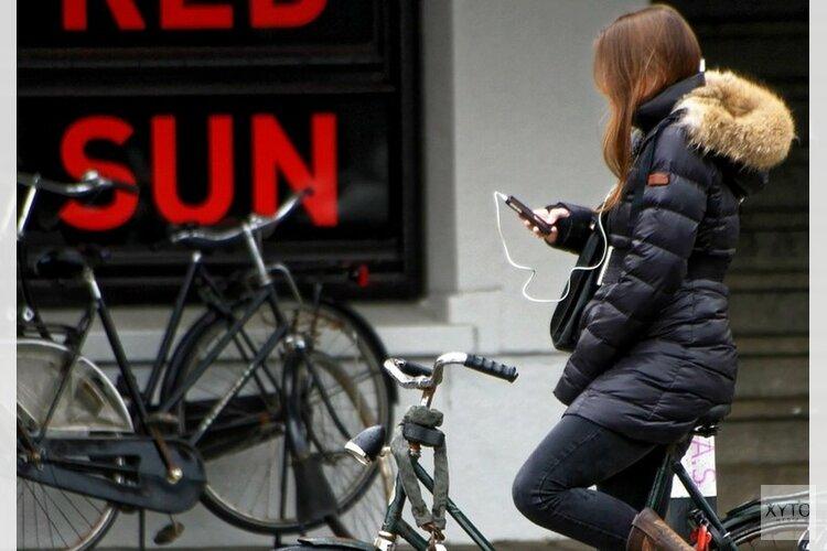 Appen op de fiets gaat bijna honderd euro kosten