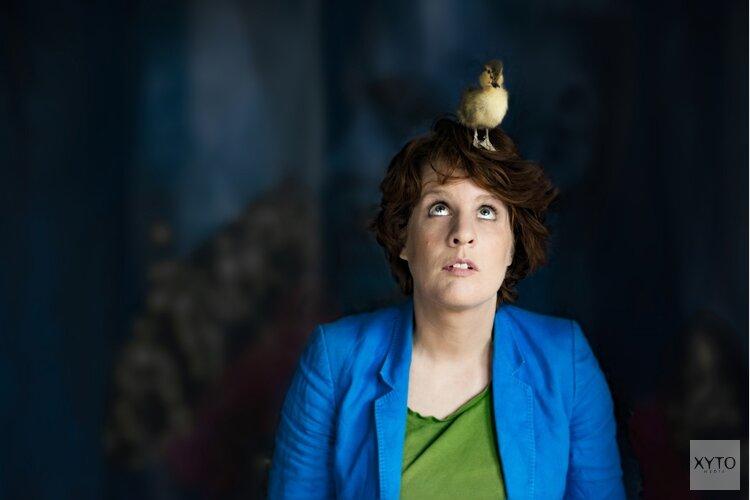 'EENDJE':  Een komische reportage over een verwarde eend