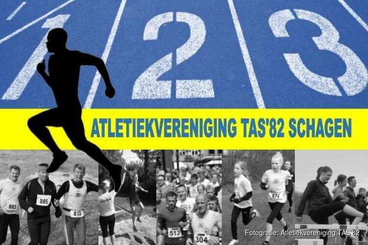 TAS'82 traint jou naar de Schagen Cityrun
