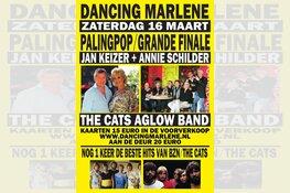 Jan & Anny nog eenmaal in Marlene tijdens Paling Pop/Grande Finale