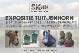 Grote Overzichtstentoonstelling Keramiek van de leden SKNH