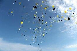 Groep 5 Aloysiusschool doet anti-ballonnen verzoek aan burgemeester