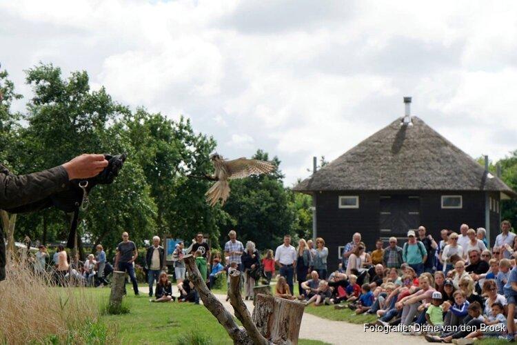 Landgoed Hoenderdaell verkozen tot 'Leukste uitje van Noord-Holland'