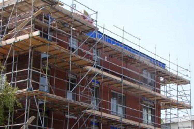 Plan voor 35 sociale huur appartementen Westerpark