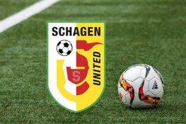 Schagen United presenteert nieuw clublogo