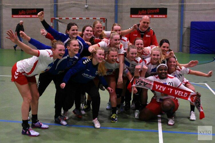Tweede team VZV mag zich nu officieel kampioen noemen