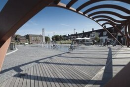 Feestelijke opening wandelroute dorp en strand Petten