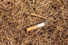 Schagen doet roken in de ban vanwege risico op natuurbrand