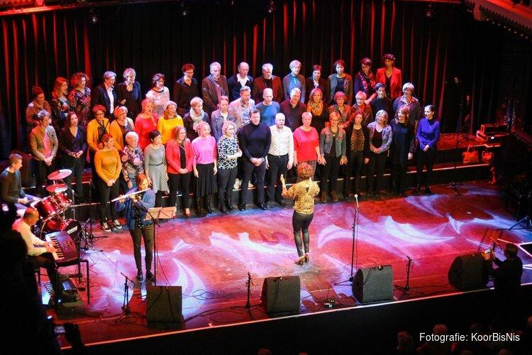 KoorBisNis met uiterst gevarieerd programma In het Scagon Theater