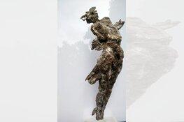 4 & 5 mei bij expositie Noordkopkunst : workshop beeldje van was door Marry Ranzijn en lezing fotografie door Jules Noordeloos