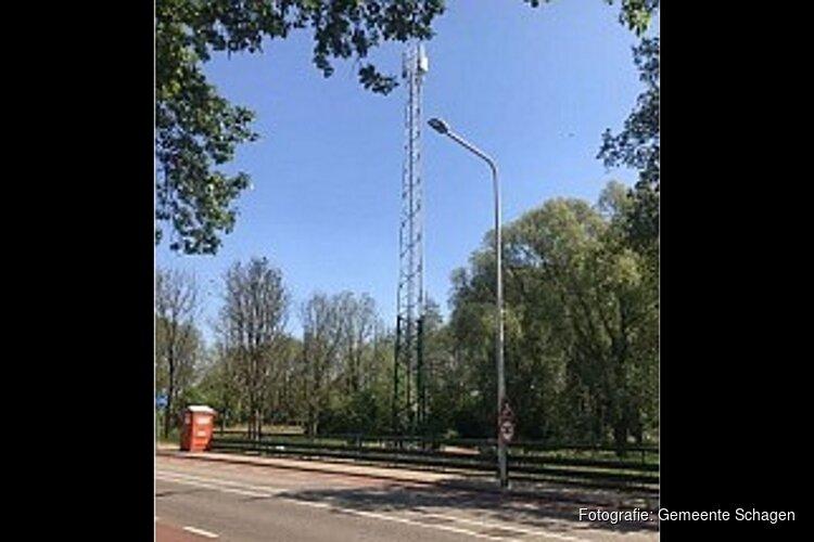 Informatieavond over zendmast in Petten