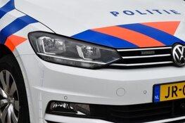 Auto rijdt met 130 km per uur door Sint Maartensvlotbrug