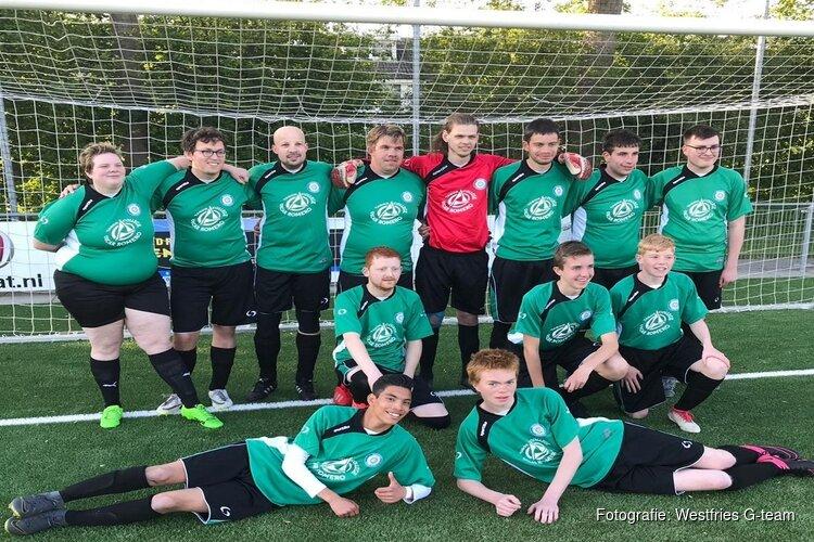 Westfries G-team maakt zich op voor Genève
