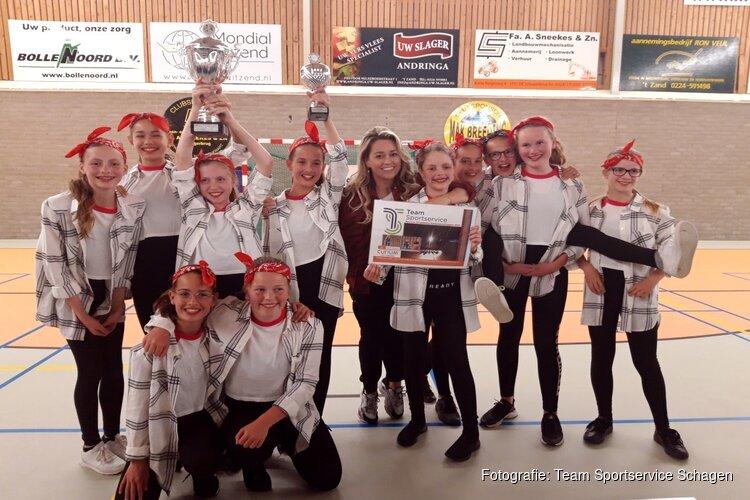 Basisschool De Rank wint Streetdancekampioenschappen