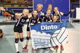 Dinto succesvol op Nederlands Gesloten Jeugd kampioenschappen
