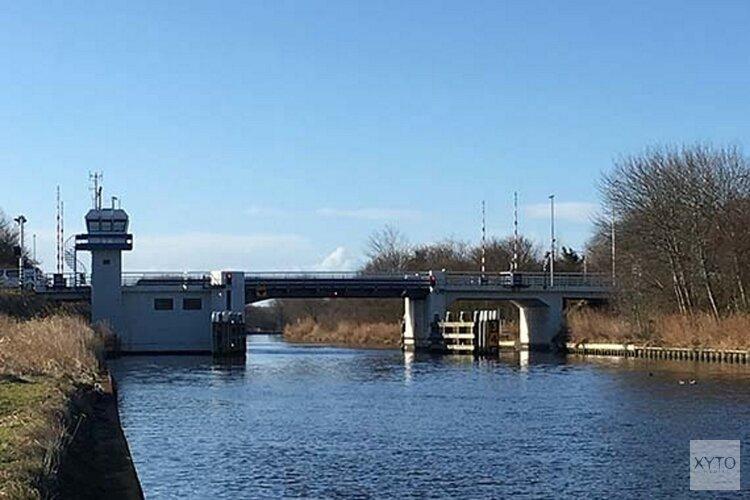 Weekendafsluiting Stolperbasculebrug (N248) in Schagen voor spoedreparatie