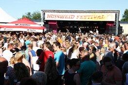 Eerste Pinksterdag weer in het teken van het Huisweid Festival