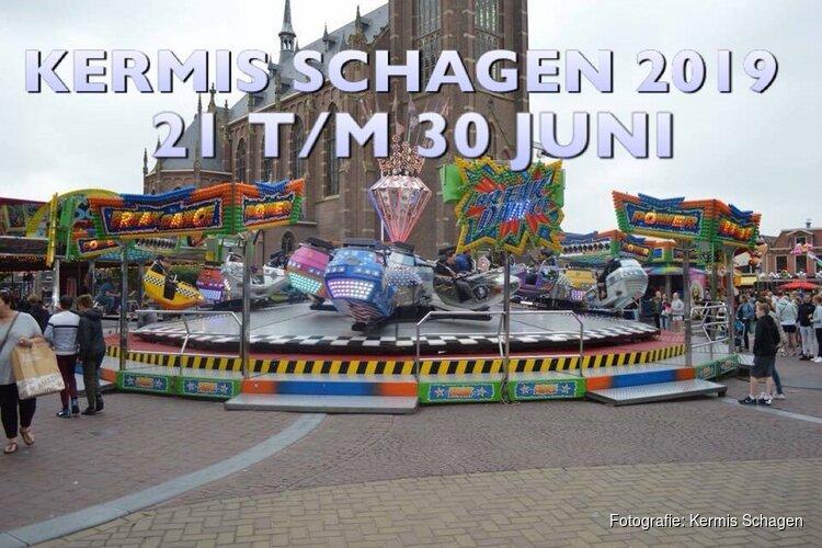 Kermis Schagen gaat weer van start
