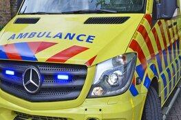 Twee gewonden bij ongeval Kolhorn